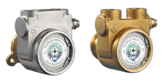 Fluid-O-Tech Rotoflow lamel pumper