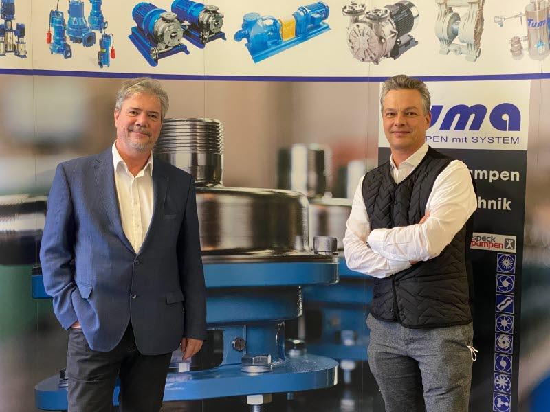 AxFlow Österreich erweitert sein Service- und Pumpenangebot mit der Übernahme des Unternehmens TUMA Pumpensysteme