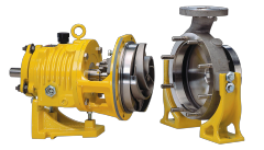 System One centrifugalpumpar