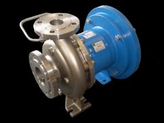 Серия помпи NDM с магнитен съединител, сертифицирани по ISO, от Gruppo Aturia