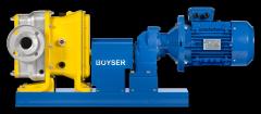 Boyser pumpe s rotirajućim krilima: Serija LB-S