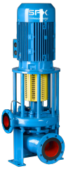 Pompa verticale Johnson Pump CombiFlex
