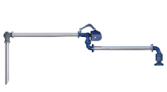 Opw Unsupported Boom Style Upper Loading Arm