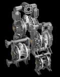 Bombas pneumáticas Versa-Matic ATEX