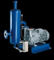 GD Nash vakuumpump- och kompressorsystem