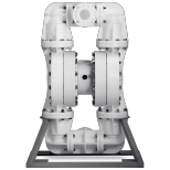 Wilden P1500 Bolted Plastic