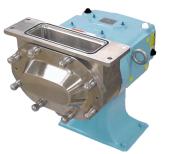 Waukesha pompe cu piston rotativ - Seria cu racordul de aspirare rectanular