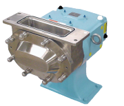 Waukesha Rectangular Flange PD Pump