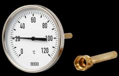 WIKA bimetall skivetermometer type 50