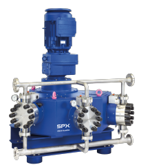 Pompe di processo triplex Bran+Luebbe Serie Novaplex Vector