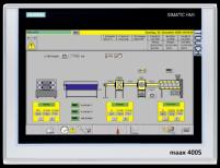 Maag maax 400S - Styrsystem för extruderlinjer