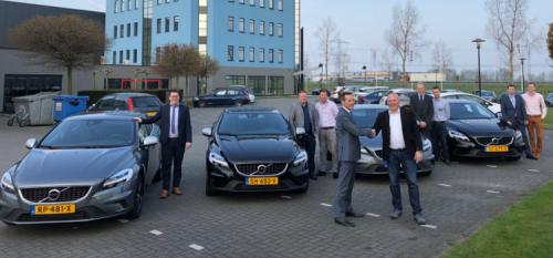 Zweeds kiest voor Zweeds Volvo's AxFlow