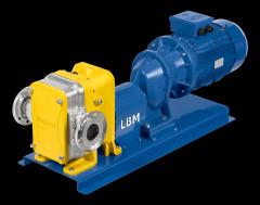 Boyser rotacijske črpalke serije LB-M