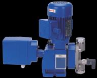 Bran+Luebbe ProCam membranske dozirne pumpe na vazdušni pogon