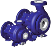 Verdermag - TB, U and V&W Non-Metallic MagDrive pump range