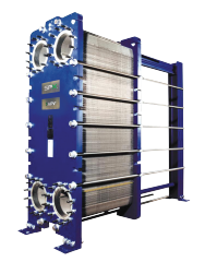 Hybrid Plate Heat Exchangers