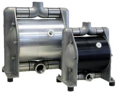 ALMATEC AHS ( High pressure metal pumps)