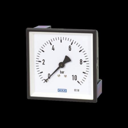WIKA manometer type 214.11