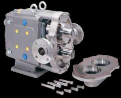 Waukesha 5000 Series Industrial PD Pump
