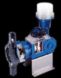 PULSAtron serie M - Bombas dosificadoras de diafragma mecánico