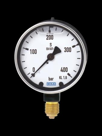 WIKA manometer type 213.40