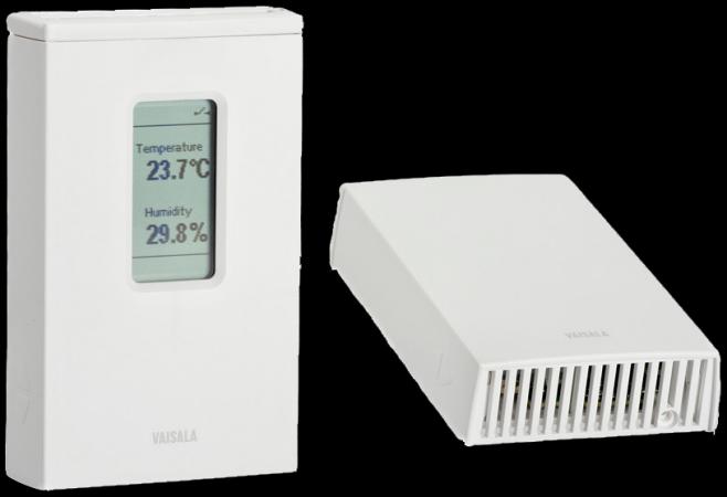 Vaisala HMW90 fuktighets- og temperaturtransmittere