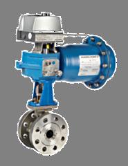 Neles Eccentric rotary plug valves