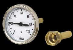 WIKA bimetall skivetermometer type 46