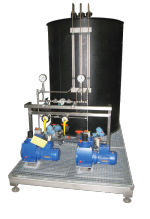 Dosing Skid for NaOH
