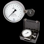 WIKA manometer type 332.11