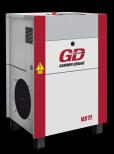 Skruekompressorer - frekvensstyrede