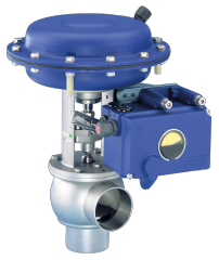 DELTA RGE4 Regulating Valves