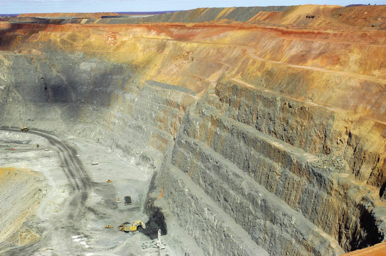 Помпи за минна индустрия