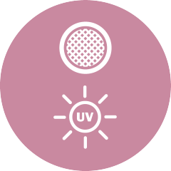 UV disinfektion