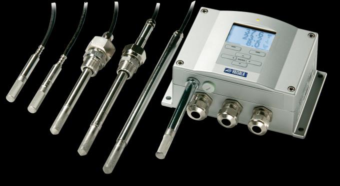 Vaisala HMT330 fukt og temperaturtransmitter