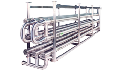 Tubular heat exchangers from APV