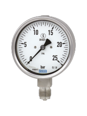 WIKA manometer type 23x.50