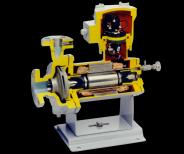 Pompe à rotor noyé Teikoku