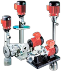 FLUX Vertical Centrifugal Immersion Pumps