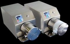 Quattroflow Elektriskt drivna membranpumpar