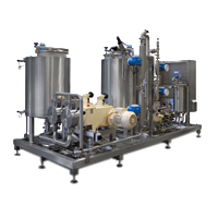Mixing and Dosing Installation