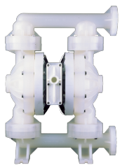 Wilden Advanced Series plastpumpar