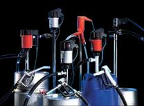 Fadpumper og beholderpumper fra Flux - serie 400