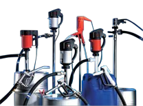 FLUX Barrel and Container Pumps