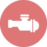 SK trykkluftdrevne tørrslampumper