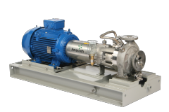 Amarinth B -serie OH1 API 610 11. utgave olje og gass prosesspumpe