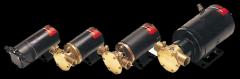Pompa Johnson Pump con motore 12/24 V