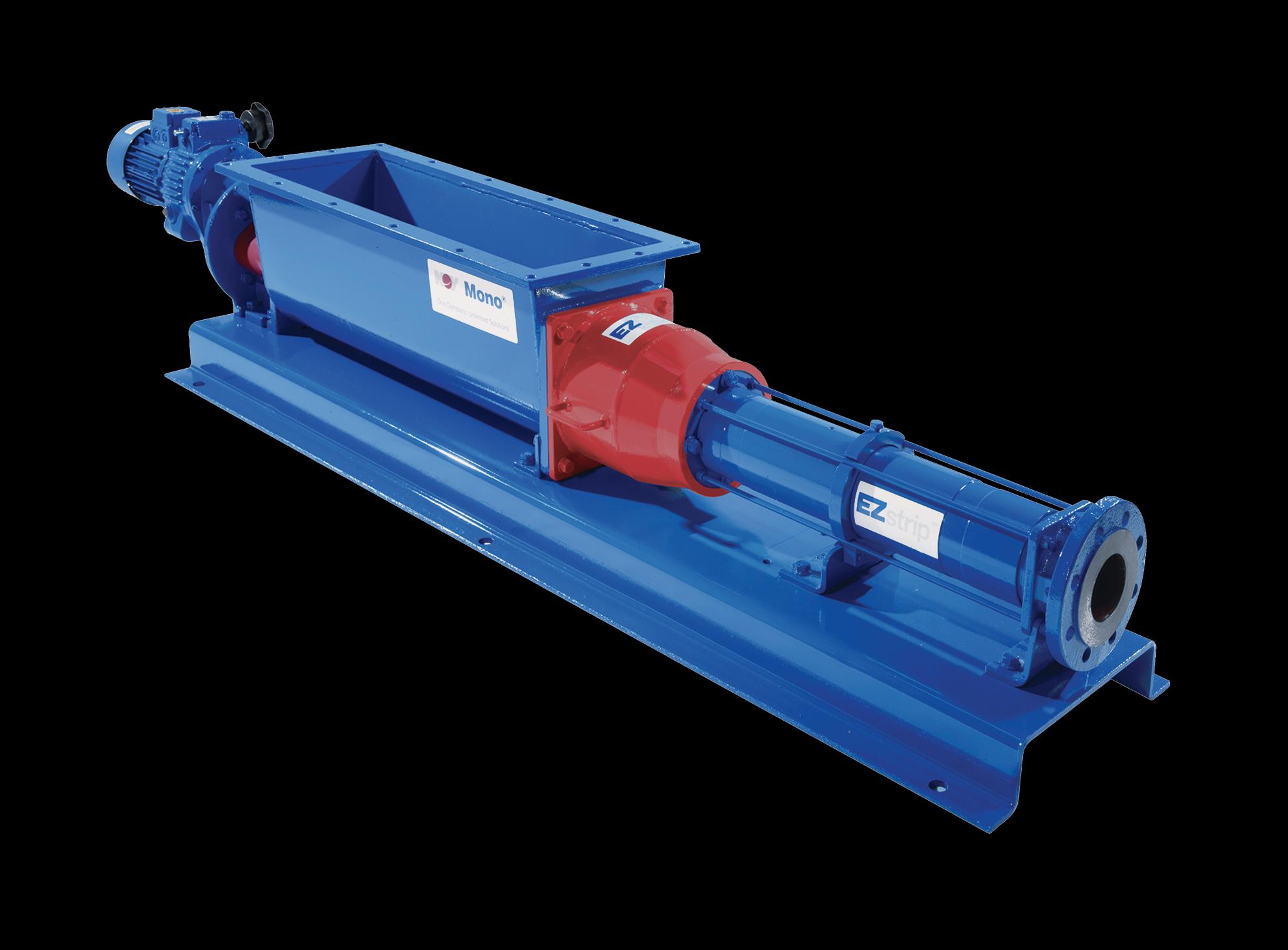 Mono EZstrip zavojne pumpe