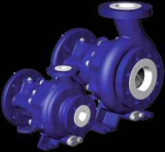 Verdermag - TB, U and V&W Non-Metallic MagDrive pump range