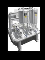 Food aroma dosing unit system